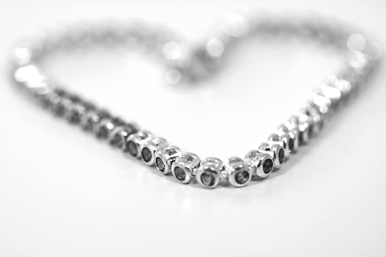 שרשרת יהלומים
