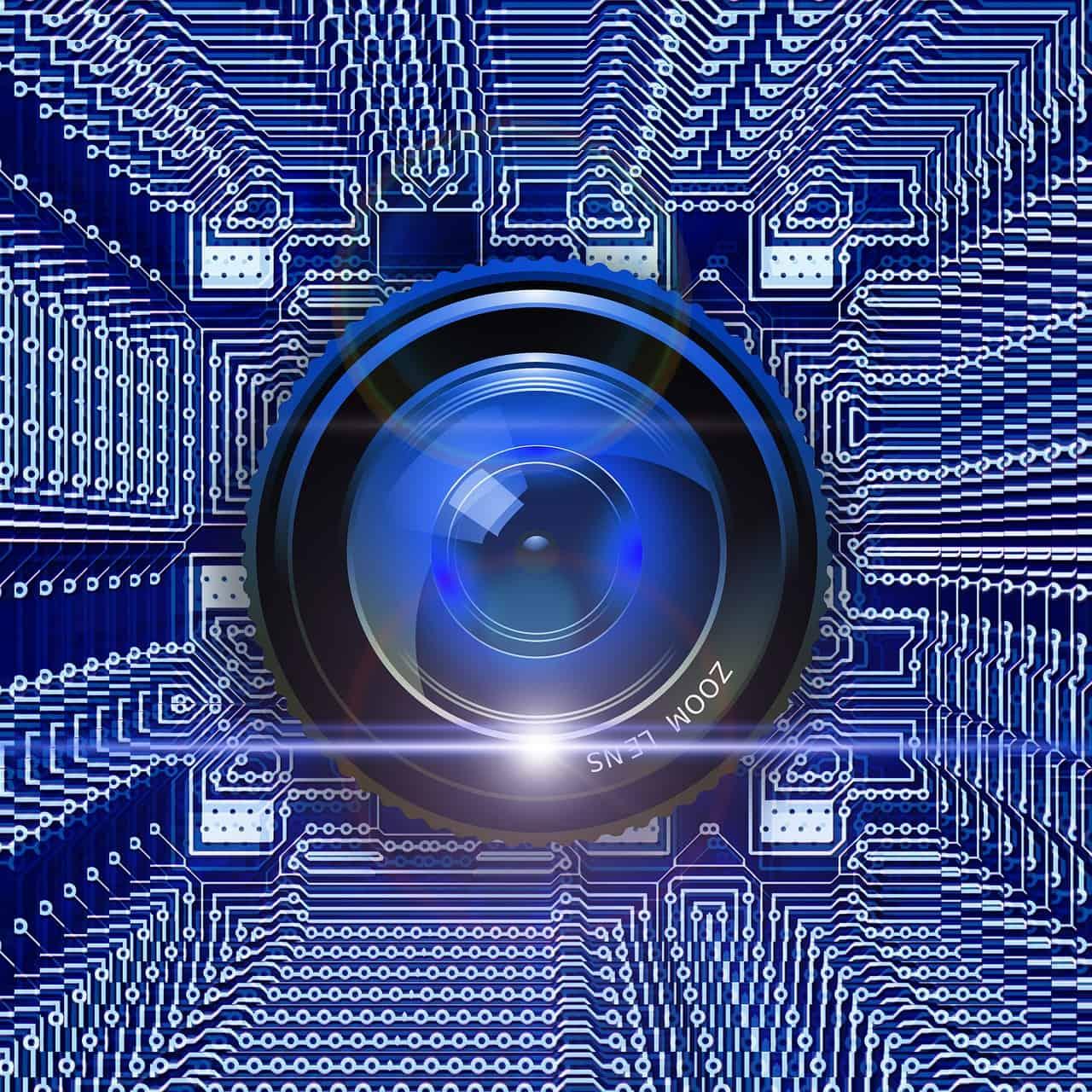 הדשה של מצלמה