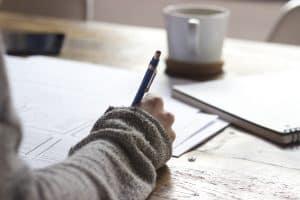 מבחן בכתב
