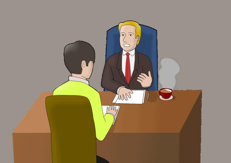 פגישה אצל איש מומחה
