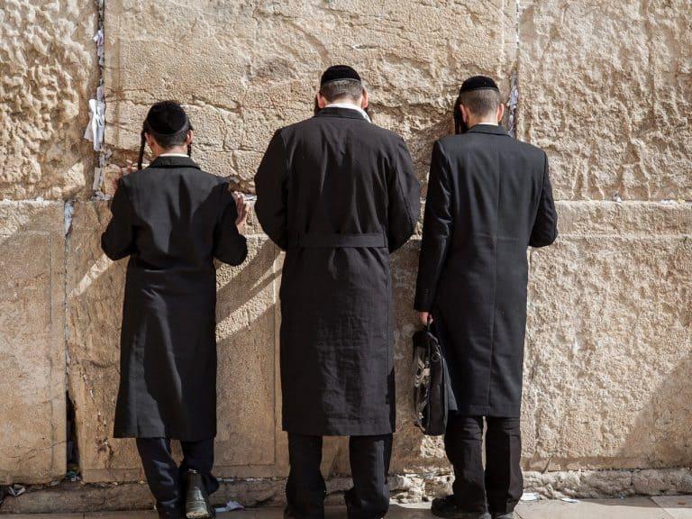 שלושה מתפללים