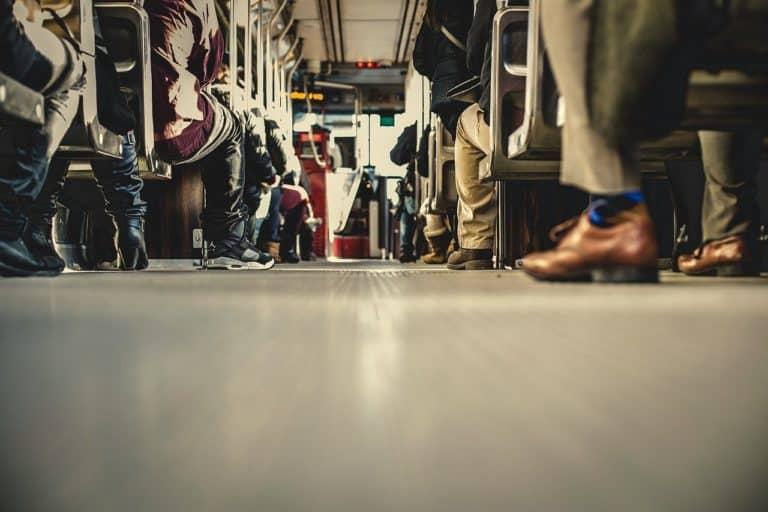 רצפת אוטובוס